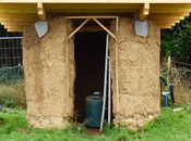 Comment construire cabane terre crue