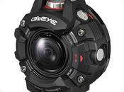 Casio présente Action Camera