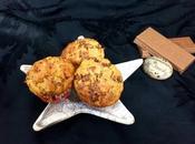 Muffins chunk chocolat caramelia