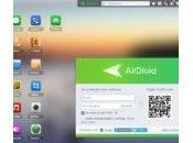 AirDroid transférer facilement fichiers sans entre Android