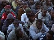 Libye Plus 14.000 migrants détenus Sabratha selon Nations Unies