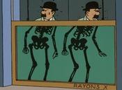 squelettes l'amour