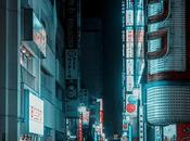 Tokyo photos semblent tout droit sorties d'un film science-fiction