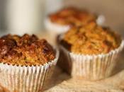 Muffins citrouille (sans sucre sans matière grasse ajoutés)
