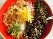 Repas asiatique complet express (Vegan)