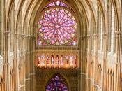 ciel, cathédrale Reims comme vous l'avez jamais
