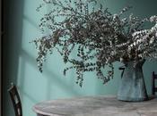 bouquet nature dans intérieurs