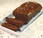 Cake chocolat Christophe Adam