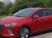 Essai routier Hyundai Ioniq hybrid 2017 jumelles identiques
