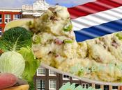 Recette purée chou pommes terre stamppot (Pays Bas)