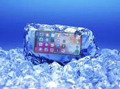 L'iPhone n'aime froid
