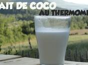 Recette lait coco