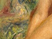 Auguste Renoir, Baigneuse assise s'essuyant jambe
