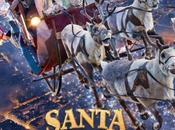 L'affiche officielle Santa Cie, nouvelle comédie d'Alain Chabat