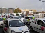 L'actu Cortège motorisé bailleurs sociaux novembre