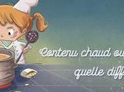 Marketing pour Licornes [1.04] Contenu chaud contenu froid