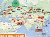 enjeux géoéconomiques nouvelles routes soie