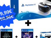 Plan Casque Playstation Caméra Worlds Skyrim 299.99€