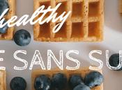Gaufre sans sucre matières grasses {Healthy}