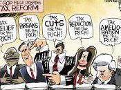 Réforme fiscale sont intéressés