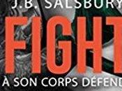 Fight corps défendant J.B. Salsbury