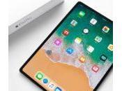iPad concept inspiré l'iPhone imagine modèle 2018
