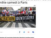 #identitaires (comprendre néo-nazis) privés sortie. Comme suis triste… #oupas #antifa