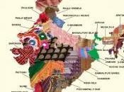 Tour l'Inde textiles
