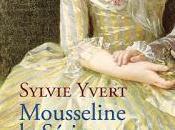 Mousseline sérieuse d'Yvert Sylvie