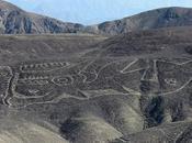 nouveau géoglyphe découvert dans désert Nazca Pérou