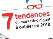 [Infographie] tendances Marketing Digital oublier 2018