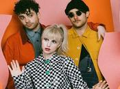 Paramore plus groovy groupes rock