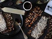 Cadeau gourmand tablettes chocolat maison fruits confits, coco noisettes