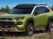Toyota FT-AC Concept 2018