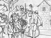 Richard Wagner vivisection, caricature Kikeriki