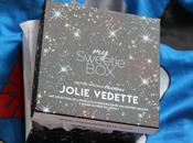 Sweetie Jolie vedette décembre 2017