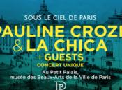 Concert Petit Palais Pauline Croze, Chica invités