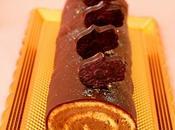 Bûche chocolat, café caramel