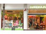 Union entre Bóboli Eurekakids dans retail
