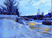 Noël blanc Québec