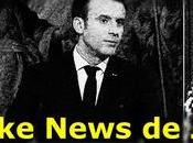 557ème semaine politique: Fakes News Jupiter