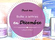 HAUL coeurs Décembre, dans boîte lettres…et sous sapin