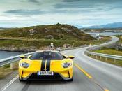 Video Ford l'assaut l'Arctic Circle Raceway