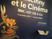 J'ai visité l'expo Goscinny cinéma Cinémathèque