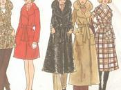 Choisir patron tissu pour confectionner manteau