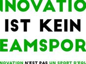 L'innovation, sport d'équipe individuel