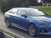 Essai routier Hyundai Sonata 2.0T Sport 2018 Évolution plutôt révolution