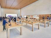 premier Apple Store Corée ouvre portes samedi