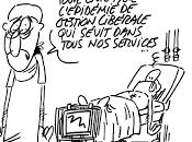 """André Grimaldi transformé l'hôpital clinique commerciale"""""""