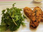 Bâtonnets Vegan croustillants pois chiches